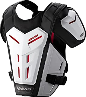 EVS Revo 5 Adult Off-Road Motorcycle Under Protector - White/Large/X-Large