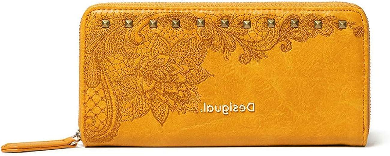 Largo Walet U Desigual Accessories PU Long Wallet para Mujer