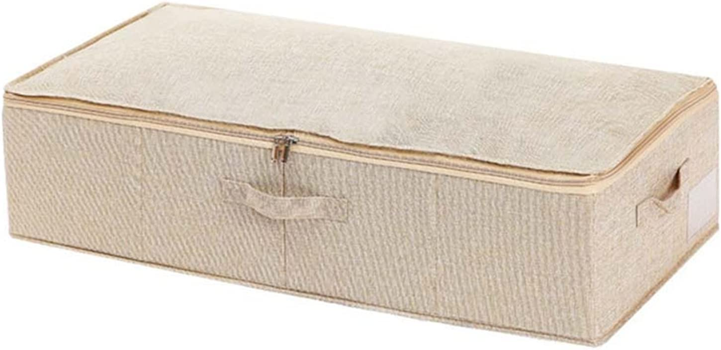 Storage Bag Under-Bed Mcao Clothes Rapid rise Box Under Limited time cheap sale Bed