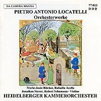 Locatelli: Orchesterwerke