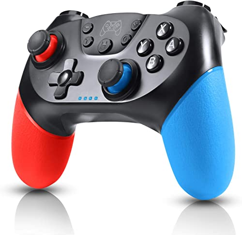 Enouvos Switch Controller Wireless Switch Pro Controller Gamepad Joypad for Nintendo Switch Console and PC Supports G...