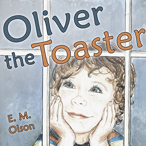 Oliver the Toaster audiobook cover art