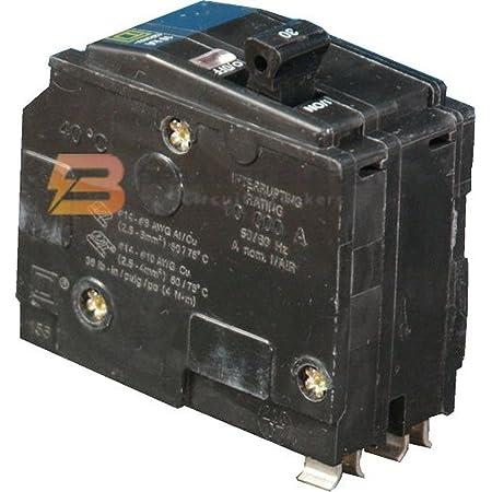 Square D QO230 2-Pole 30-Amp 120//240V Plug-In Circuit Breaker