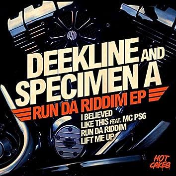 Run Da Riddim EP