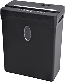 Sentinel Shredders 12-Sheet High Security Cross-Cut Paper/Credit Card Shredder with 3.3 Gallon Waste Basket (FX122B)