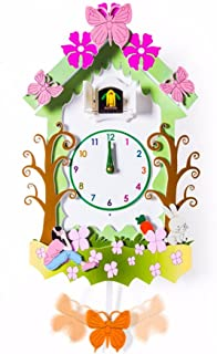 Amazones Relojes Pared Infantiles