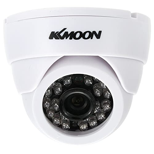 KKmoon HD 1200TVL Cámara de Vigilancia en Domo 1/3