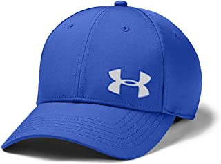 Under Armour Men's Golf Headline Cap 3.0, Classic Baseball Cap, Sports Cap Men, blue