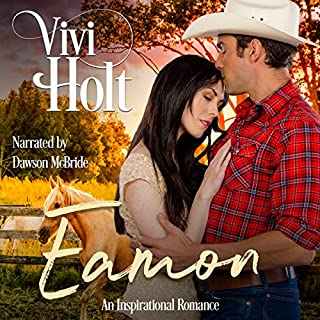 Eamon audiobook cover art