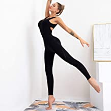 The New Sexy Beautiful Back One-Piece Yoga Clothes Show Hips, Quick-Drying, Breathable Fitness Clothes, Buttocks Jumpsuit ...