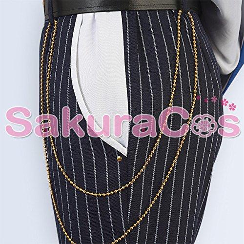 『【SAKURA】 あんさんぶるスターズ! Knights 瀬名泉 コスプレ衣装女性XL』の5枚目の画像