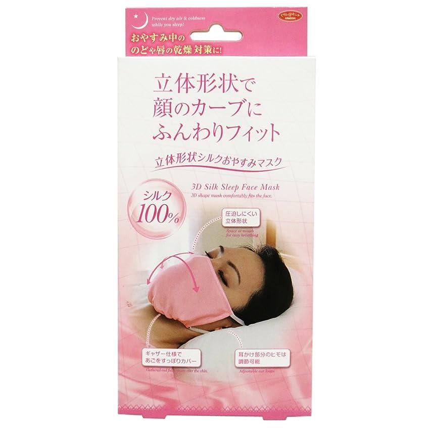 抽象ユーモア眠りアイメディア 立体形状シルクおやすみマスク