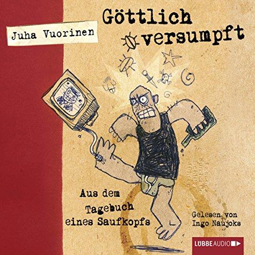 Göttlich versumpft audiobook cover art