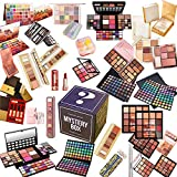 Mystery Box,Surprise Box,Random Lucky Box,Mystery Box Makeup Products,Mysterious Random Products,Have The Opportunity To Open Such As Cosmetic Set,Eye Shadow Set,Lipstick,Eyeliner Set,Cushion Powder Set, Etc.And Nail Set