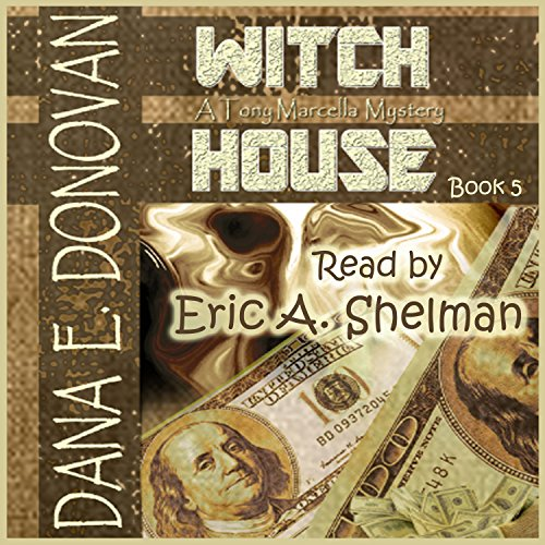 Witch House audiobook cover art