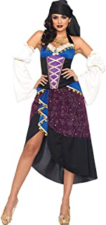 Tarot Card Gypsy Adult Costume - Large
