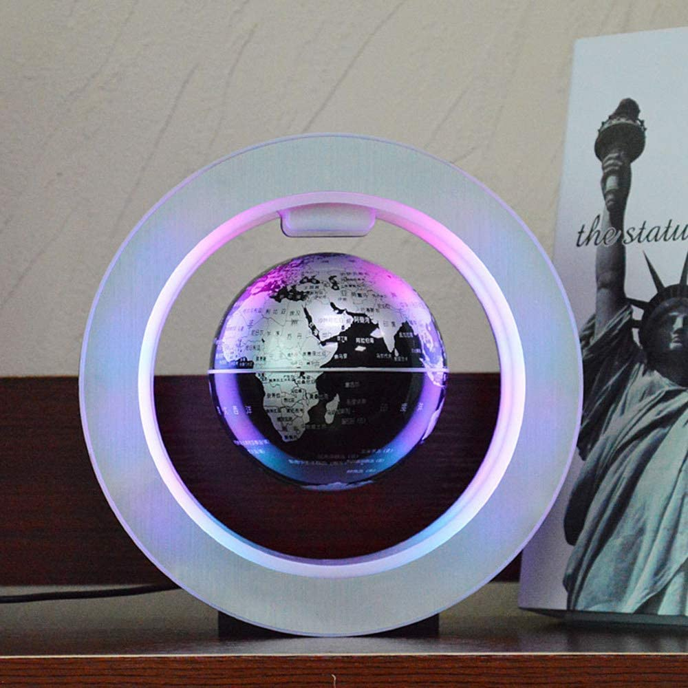 IREANJ Globe Explore The World Super popular specialty store Floating Worl Magnetic Levitation Miami Mall