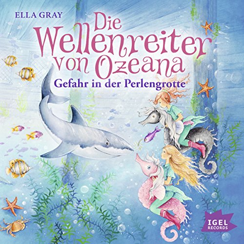 Gefahr in der Perlengrotte audiobook cover art