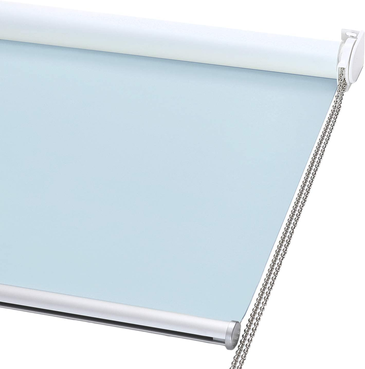 ChrisDowa 100% Blackout Roller Max 72% Cash special price OFF Shade Thermal Blind with Window