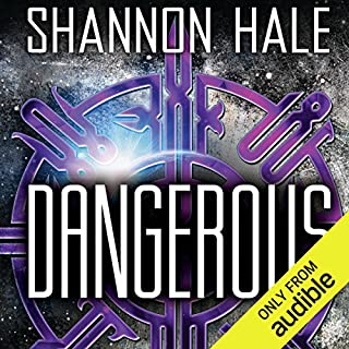 Dangerous                   By:                                                                                                                                 Shannon Hale                               Narrated by:                                                                                                                                 Jessica Almasy                      Length: 10 hrs and 35 mins     67 ratings     Overall 4.1