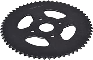 AlveyTech #40/41/420 Chain - 60 Tooth Rear Sprocket for Mini Bikes