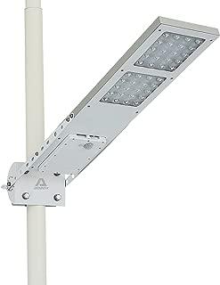 Alpha 2020X Street Light, 3-Way Setting, Fit Max Pole Diameter 3