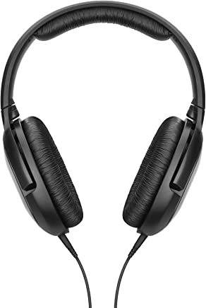 Sennheiser HD 206 507364 Headphones (Silver)