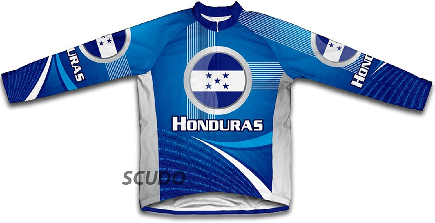 Honduras Winter Thermal Cycling Jersey for Women