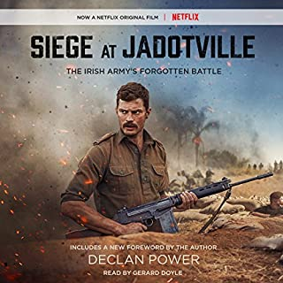 Siege at Jadotville cover art