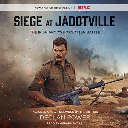 Siege at Jadotville cover art