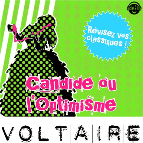 Candide ou l'Optimisme cover art