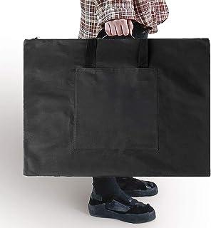 Sac pour Dessin Peinture Sketchpad avec Poignées A2 Portefeuille Art Case Portable Sac de Planche à Dessin Transport Etanc...