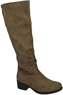 Spot On Womens/Ladies Over The Knee Boots