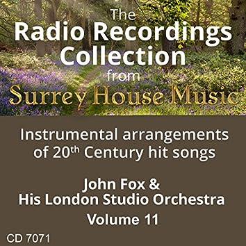 John Fox & His Orchestra, Vol. 11
