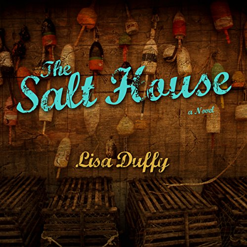 The Salt House audiobook cover art