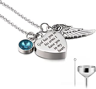 Best pendant urn necklace Reviews
