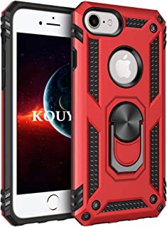 Lucifa iPhone 7 / iPhone 8 Case,Full Body Protective Silicone TPU Gel Personalised Shockproof Tough Armour Phone Cover wit...