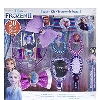 Townley Girl Disney Frozen 2 Hair Accessory Kit for Girls Ages 3+  20 pieces