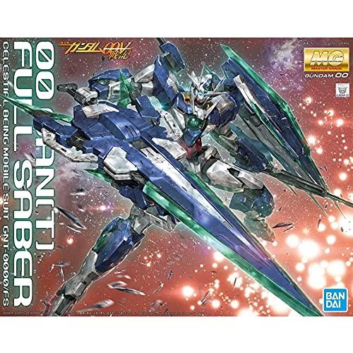Bandai Hobby MG 1/100 00 QAN[T] Full Saber 'Mobile Suit Gundam 00V: Battlefield Record'