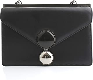 Luxury Fashion | Cromia Womens 1404359NERO Black Shoulder Bag | Fall Winter 19