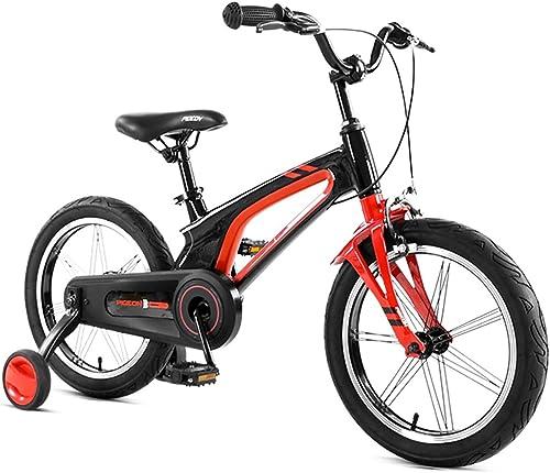 presentando toda la última moda de la calle GAIQIN GAIQIN GAIQIN Durable Bicicleta Infantil Bicicleta 3-5-7-8 años Freno de Mano de Niño y niña, Control de Seguridad (Color   A, Tamaño   16inch)  vendiendo bien en todo el mundo