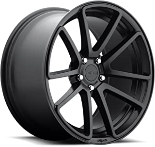 Rotiform SPF Matte Black Wheel with Painted Finish (18 x 8.5 inches /5 x 112 mm, 35 mm Offset)