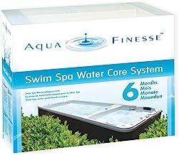 Aqua Finesse Swim Spa Water Care Box Agua Cuidado Juego completo z001020