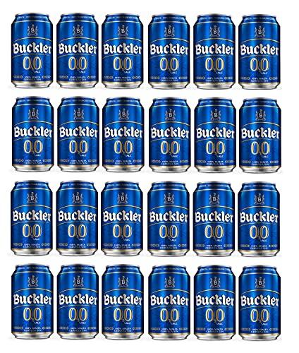 Buckler 00 cerveza sin alcohol pack 24 latas 33cl - 7920 ml
