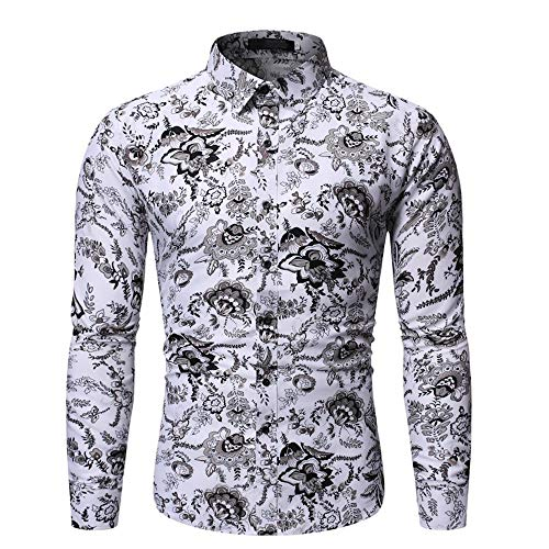 New Herren Langarmshirt Male European Code Youth Fashion Urban Wind Bottom Casual...
