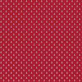 Hans-Textil-Shop Stoff Meterware Anker Design Klein