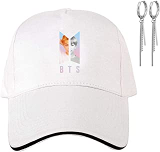 Youyouchard Kpop BTS Bangtan Boys Love Yourself Answer Classic Baseball Cap  Hat Soft Adjustable Size with 2195c2a5abb6