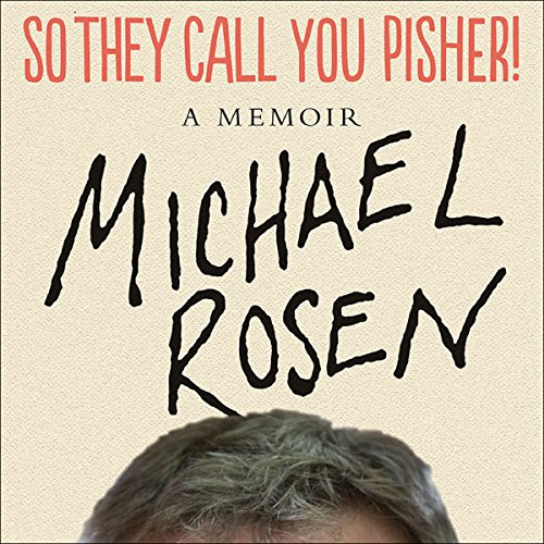 So They Call You Pisher! cover art