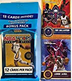 2019-20 Panini NBA Hoops PREMIUM STOCK Basketball Cello/Multi-Pack with 15 Cards Including 3 EXCLUSIVE Laser Prizms - Chase Zion Williamson, Ja Morant Rookie... rookie card picture