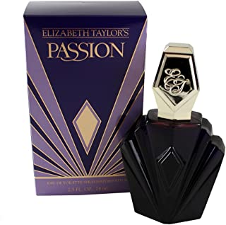 Passion By Elizabeth Taylor For Women, Eau De Toilette Spray, 2.5-Ounce
